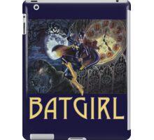 Gothic Batgirl iPad Case/Skin