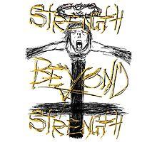 Strength Beyond Strength Photographic Print