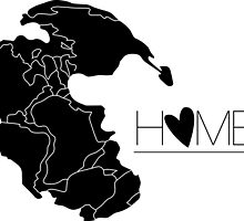 Pangea // Home <3 by TheCSimmons