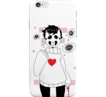 RPGMaker Game 'OFF' Zacharie iPhone Case/Skin