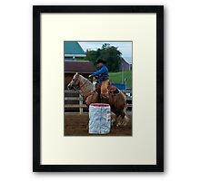 Northern Ohio Outlaws #63A Framed Print