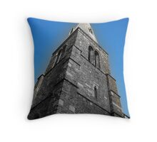 A church in Northamptonshire Throw Pillow