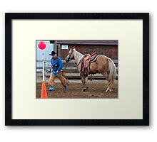 Northern Ohio Outlaws # 63F Framed Print