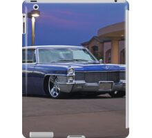 1965 Cadillac Coupe De Ville 'Low Rider' Custom iPad Case/Skin