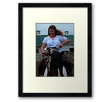 Norther Ohio Outlaws # 59 Framed Print