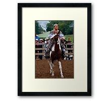 Northern Ohio Outlaws # 54 Framed Print