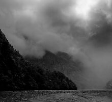 Doubtful Sound by Ian Robertson