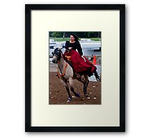 Northern Ohio Outlaws # 52 Framed Print