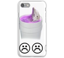 Sad Lean Dolphin iPhone Case/Skin
