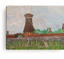 Netherlands Canvas Print