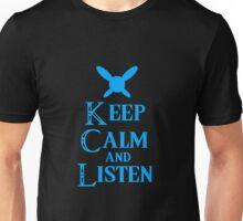 Hey! Listen! Hey! Unisex T-Shirt