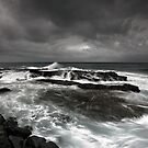 After the storm by Mel Brackstone