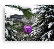 Chistmas Cheer Canvas Print
