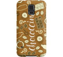 Chococcino Samsung Galaxy Case/Skin