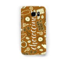 Chococcino Samsung Galaxy Case/Skin