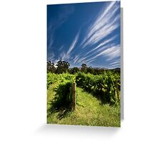Feathertop Greeting Card