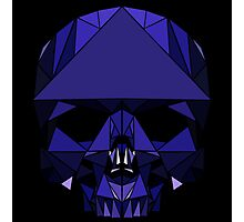 Crystal Skull (including tessellations) Photographic Print