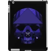 Crystal Skull (including tessellations) iPad Case/Skin