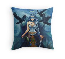 Morrigan Throw Pillow