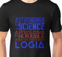 Astronomy vs Astrology Unisex T-Shirt