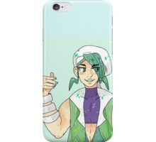 Leader Wallace iPhone Case/Skin