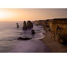12 Apostles Sunset - Australia Photographic Print