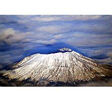 Mount Saint Helens Photographic Print