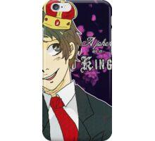 Joker or a King? iPhone Case/Skin