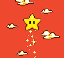 Star in the Clouds by minilla