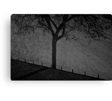 One Tree Wall Canvas Print