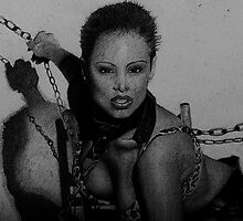maria in chains crop. by Dave Castle