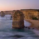 12 Apostles Sunset by Matt  Streatfeild