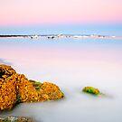 Dawn Beach by Sekans