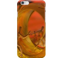"""""""They've got me jumping through hoops"""" iPhone Case/Skin"""