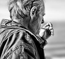 Smoke Break by Stephen  Van Tuyl