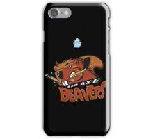 Bad Axe Beavers iPhone Case/Skin