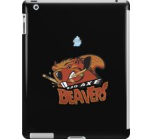 Bad Axe Beavers iPad Case/Skin