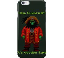Lechuck iPhone Case/Skin