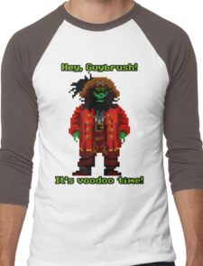Lechuck Men's Baseball ¾ T-Shirt