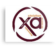 Chi Alpha Christian Fellowship @VT Metal Print