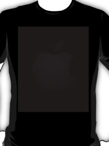 Carbon Fibre Apple iPhone Case T-Shirt