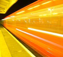 Train Trails by lallymac