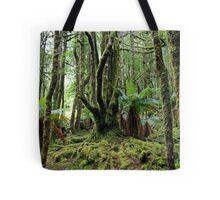 Creepy Crawley Forest - South West Tasmania Tote Bag
