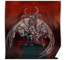The Baphomet in its lair Poster