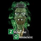 Ziltoid as Heisenberg - Black by VanHogTrio