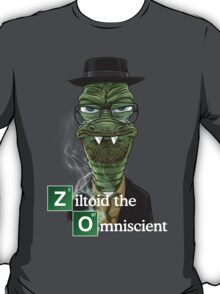 Ziltoid as Heisenberg T-Shirt