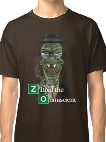 Ziltoid as Heisenberg Classic T-Shirt