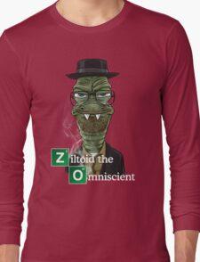Ziltoid as Heisenberg Long Sleeve T-Shirt