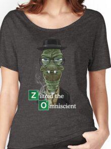 Ziltoid as Heisenberg Women's Relaxed Fit T-Shirt