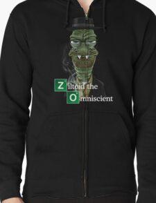 Ziltoid as Heisenberg T-Shirt